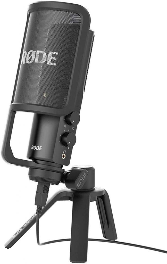 Microphones Rode NT-USB