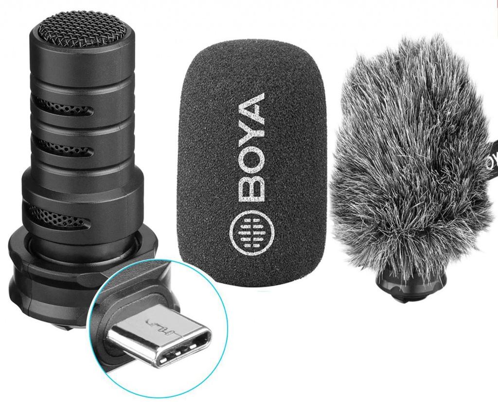 Microphone BOYA BY-DM200