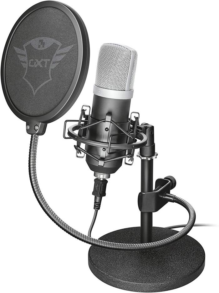 Microphones Trust Issue