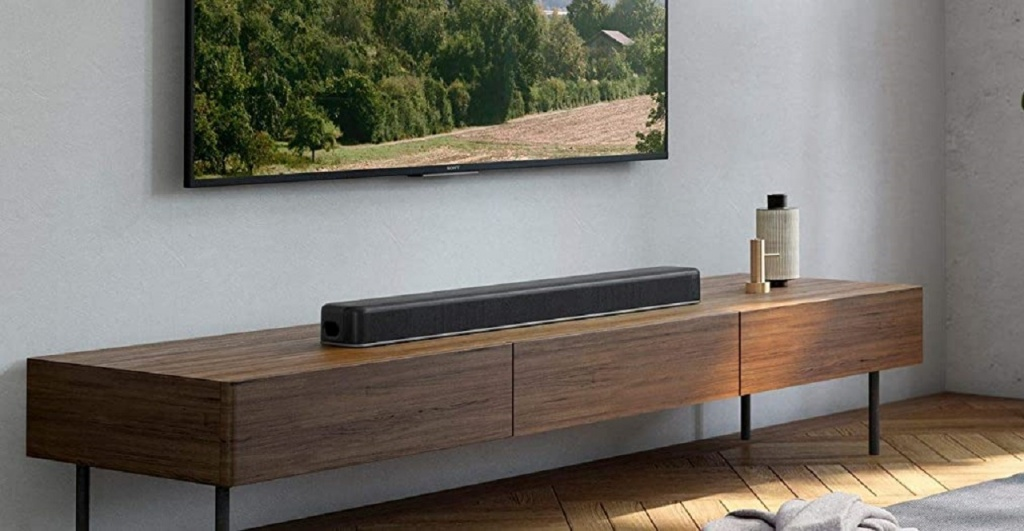 Barre de son Bluetooth Sony