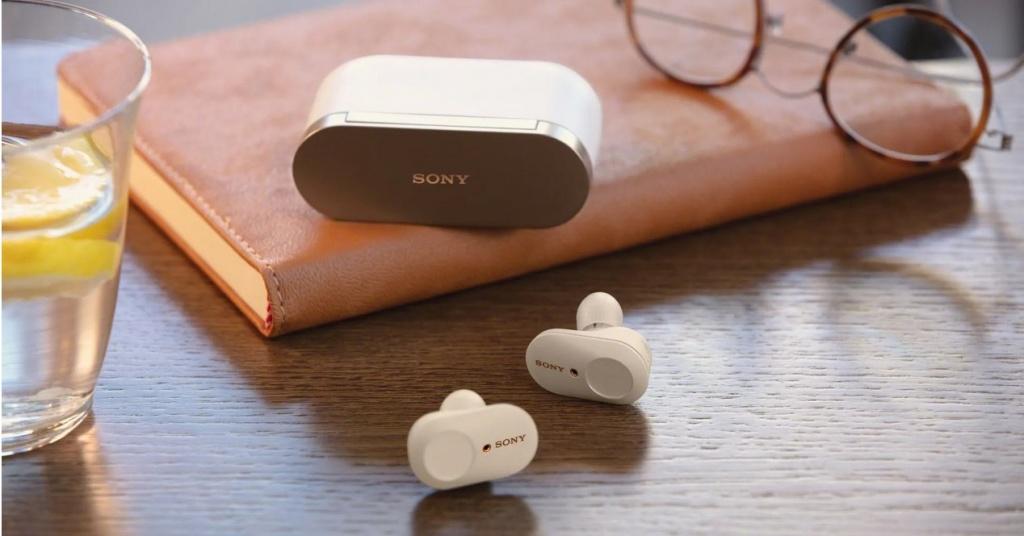 écouteurs Sony Sony WF1000XM3