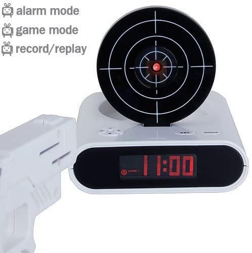 Réveil avec cible