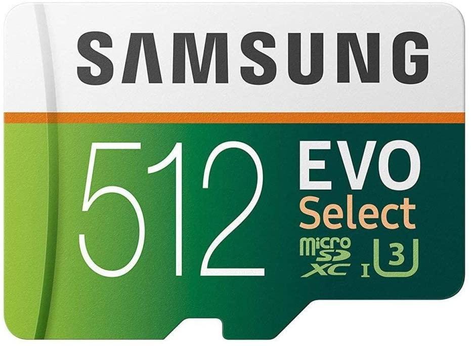 Samsung EVO Select