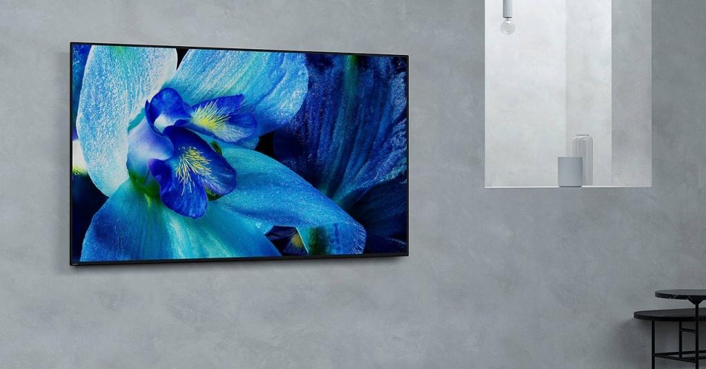 Téléviseur intelligent OLED de Sony