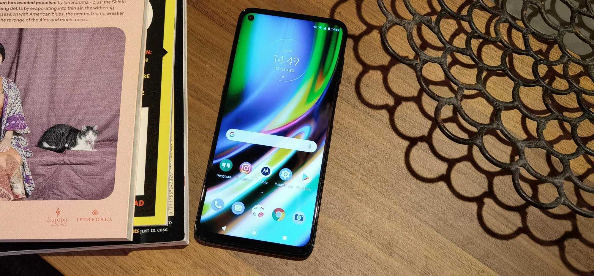 Test: Motorola Moto G9 Plus - Un peu plus pour un peu moins