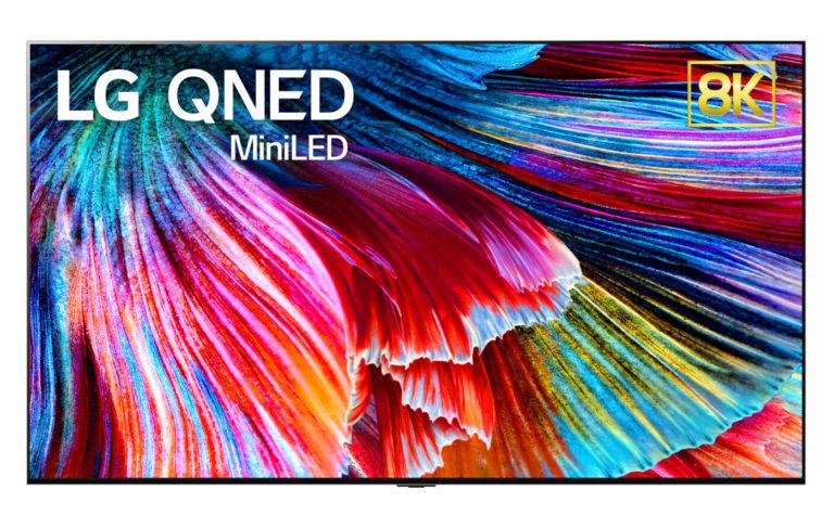 QNED est une Mini LED avec Quantum Dot.  (Photo: LG)