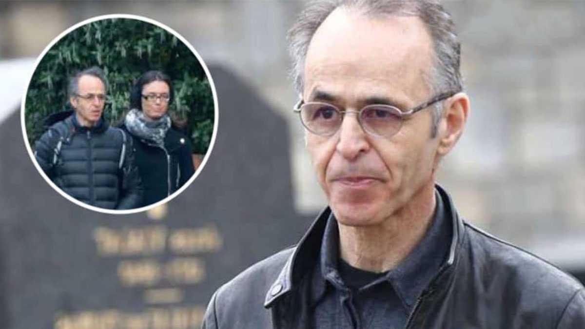 Jean-Jacques Goldman : A la découverte de Nathalie, sa femme