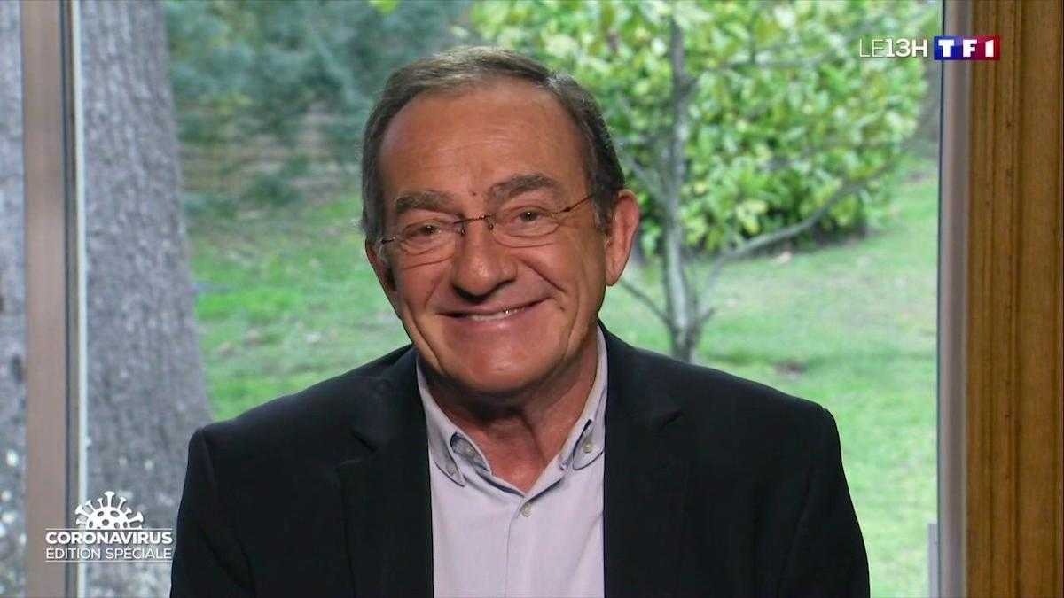 Jean-Pierre Pernaut est-il coupable du bug sur le JT de TF1? Marie-Sophie Lacarrau dévoile son avis! - Objeko