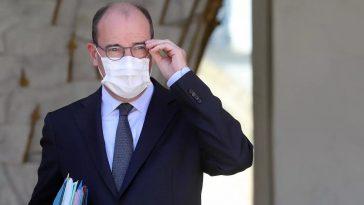 """La France en alerte rouge: La situation est alarmante, """"nous sommes à une 3e vague"""" avec les variants selon Jean Castex"""