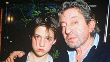 """Serge Gainsbourg: Sa fille Charlotte révèle ce que son papa lui demandait de faire malgré elle, """"qui la gênait"""""""