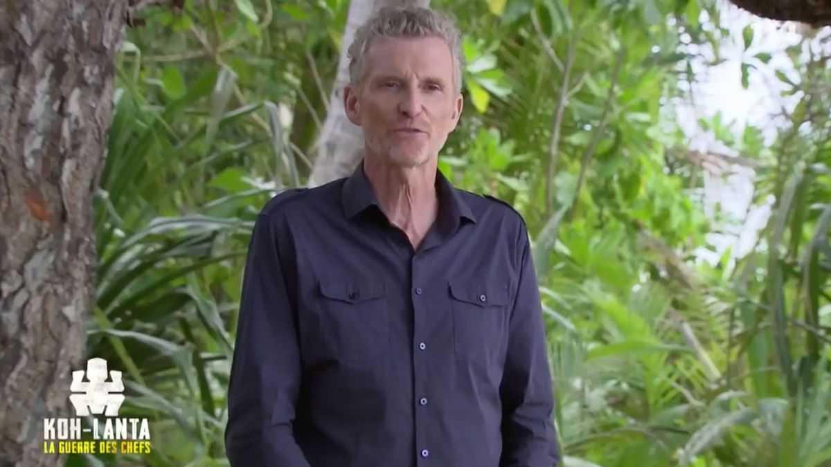 """Denis Brogniart : sa réponse très cash à un aventurier de Koh-Lanta, """"Arrête les substances illicites"""""""