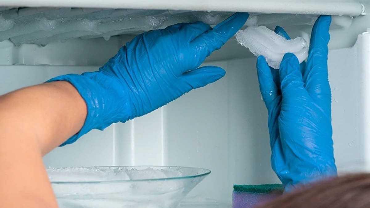 Nettoyage du congélateur: fini les galères, 9 astuces pour nettoyer et le dégivrer facilement et parfaitement !