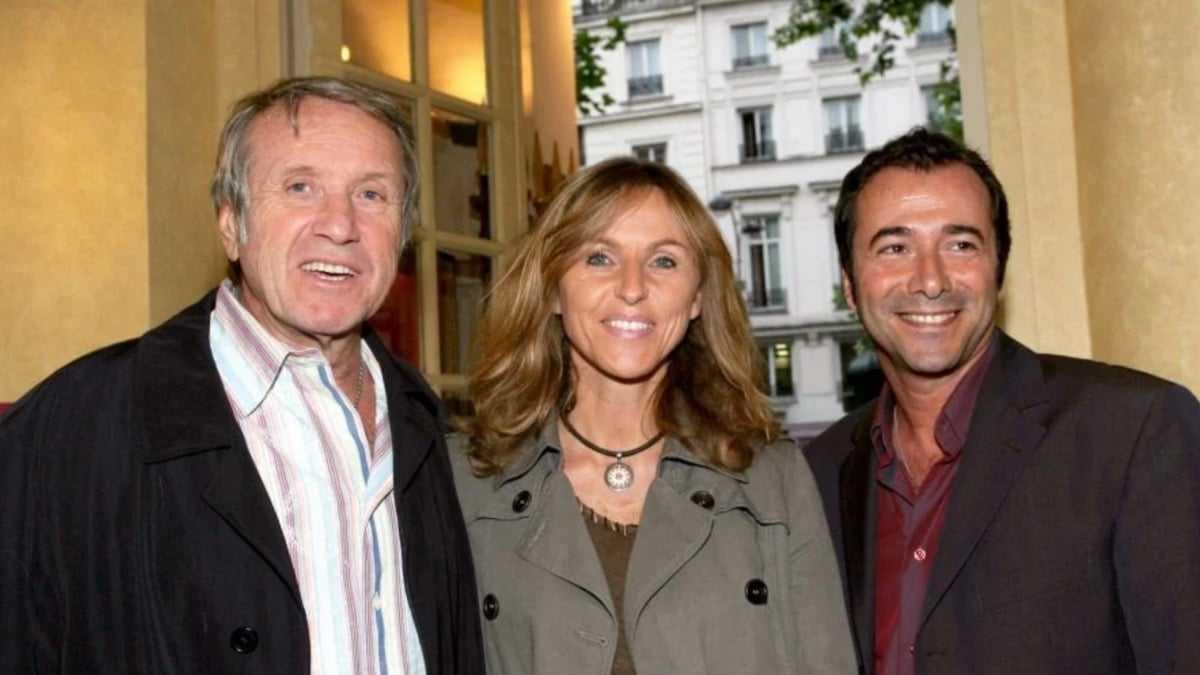 Bernard Montiel en larmes, nous partage son hommage très poignant à Yves Rénier