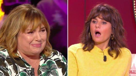 Faustine Bollaert réussit à faire pleurer Michèle Bernier comme jamais !