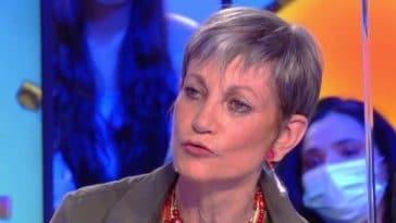 Isabelle Morini-Bosc (TPMP) craque, agacée, insulte violemment un chroniqueur de l'émission