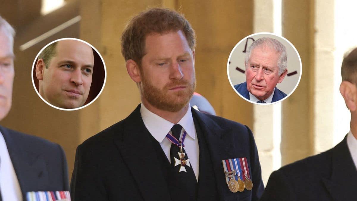 Le prince Harry a complètement dépassé les limites, Charles et William « ne lui ouvriront plus jamais les bras »