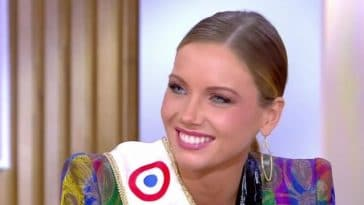 Amandine Petit (Miss France) : son très gros coup de chaud à Roland-Garros