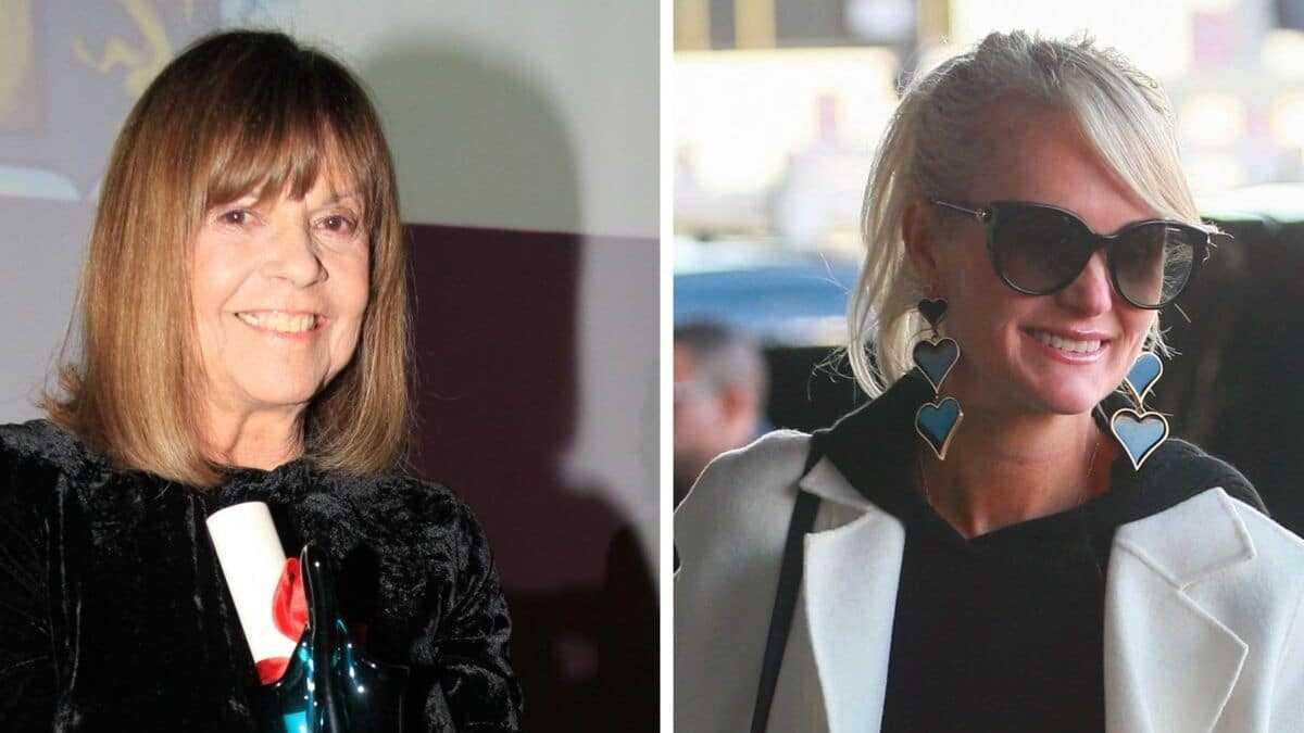 Chantal Goya : fâchée avec Laeticia Hallyday, elle ne lui pardonne toujours pas ce geste !