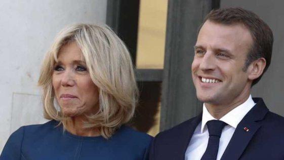 Emmanuel et Brigitte Macron : de nouvelles images du compagnon adoré du couple présidentiel