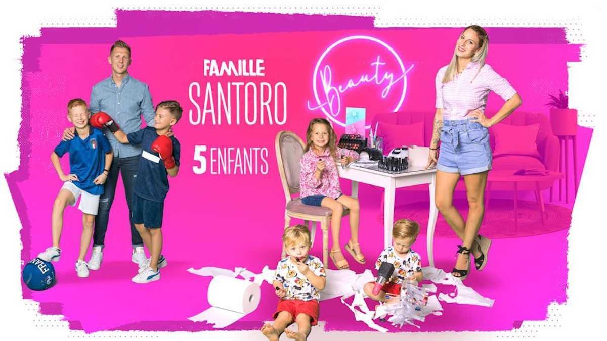 Famille Santoro (Familles nombreuses, la vie en XXL) : cible de vives critiques par les fans