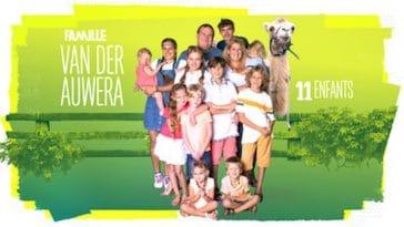 Familles nombreuses, la vie en XXL : violemment critiqués, les Van Der Auwera dénoncent le harcèlement contre les familles