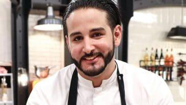 Top Chef : Mohammed nous explique ENFIN sa grosse embrouille avec Hélène Darroze