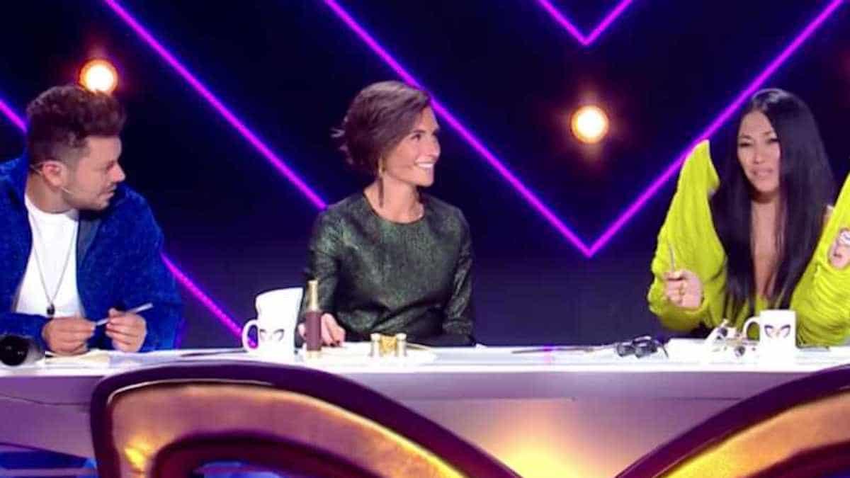 Mask Singer saison 3 : Alessandra Sublet, Jarry dévoilent une 1ère photo du tournage de l'émission