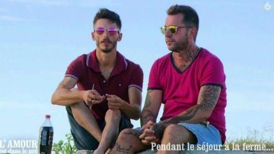 Mathieu et Alexandre (L'amour est dans le pré) à peine mariés, ce nouveau projet qui les attend de pied ferme !