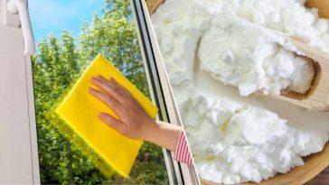 Nettoyage des vitres : marre du chimique, vous avez envie d'une recette écologique avec uniquement des ingrédients naturels ? Suivez le guide !