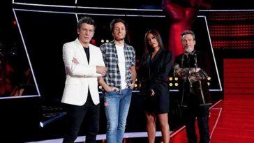 Pascal Obispo, Amel Bent, Marc Lavoine… Avec qui les coachs de The Voice sont en couple ?