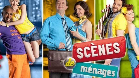 Scènes de ménages : voici enfin les coulisses révélées pour la série de M6