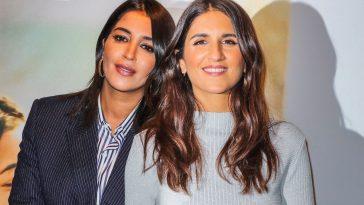 Cannes 2021 : Leïla Bekhti en robe transparente et Géraldine Nakache en robe longue fendue, sublimes