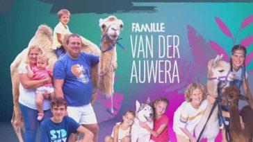 Familles nombreuses, la vie en XXL : Cindy Van Der Auwera présente sa robe de mariée
