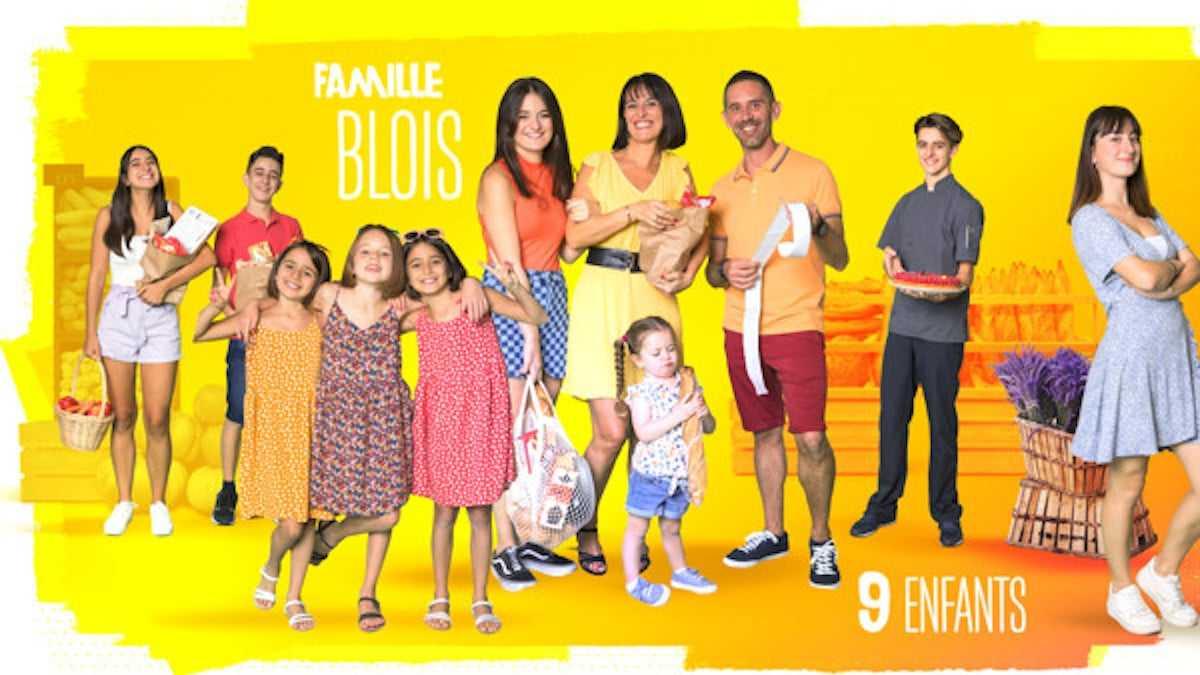 Familles nombreuses, la vie en XXL : les Blois dévoilent leurs vacances cauchemardesques