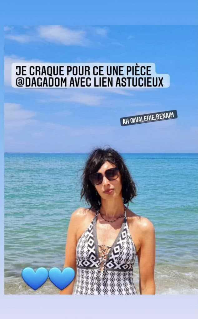 Géraldine Maillet se dévoile en maillot à la plage, à 49 ans elle est canonissime