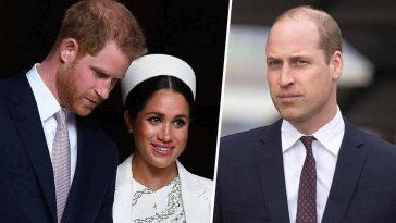 Harry et Meghan Markle : les véritables raisons de leur exil et conflit avec le prince William enfin révélées au grand jour