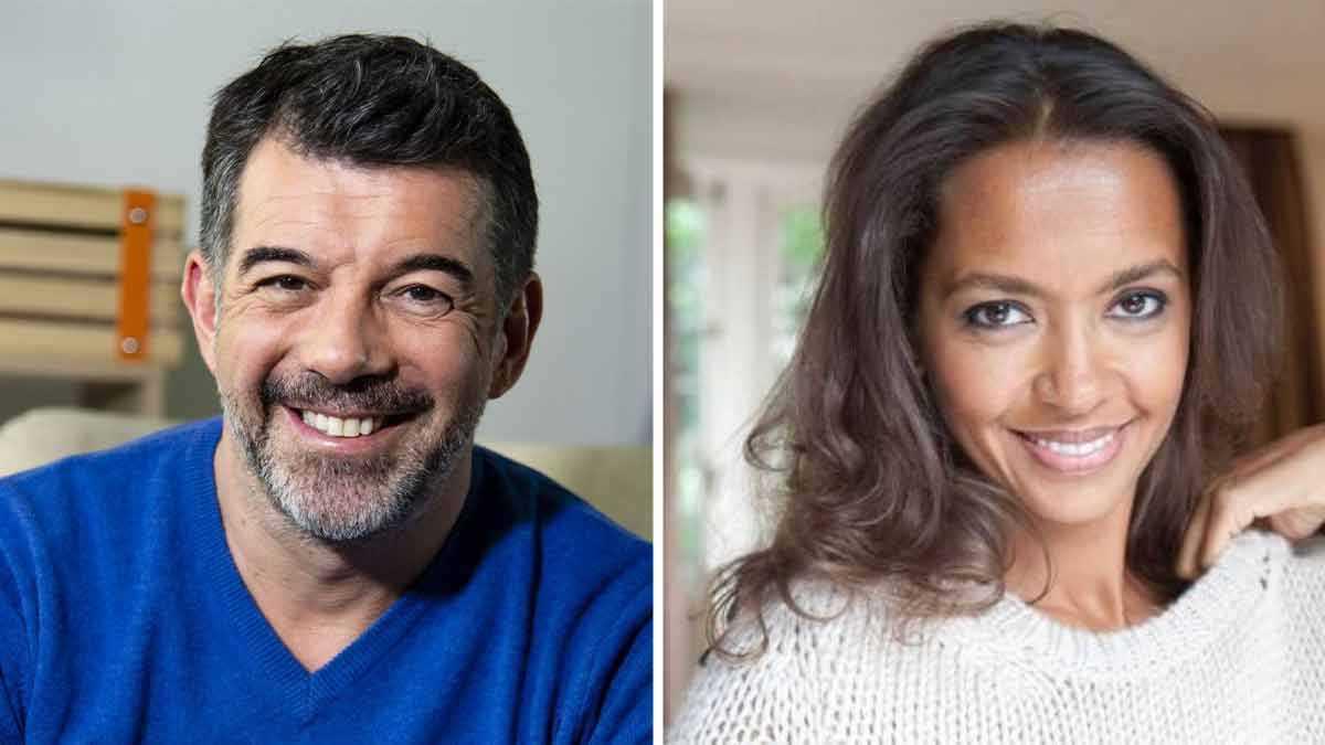 Karine Le Marchand et Stéphane Plaza enfin en couple ? Ils nous racontent tout !