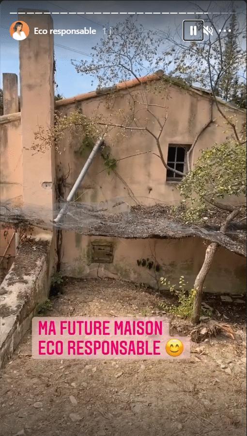 La nouvelle maison éco responsable de Karine Le Marchand