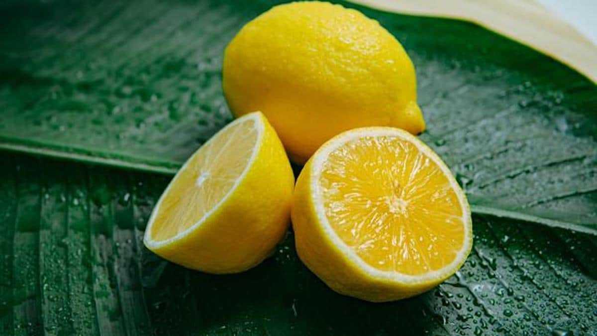 Le Citron : Voici 5 bienfaits très étonnants du fruit jaune sur la santé...