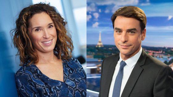 Marie-Sophie Lacarrau : Voici les énormes changements depuis son départ du 13h... et l'arrivée de Julian Bugier