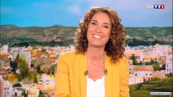 Marie-Sophie Lacarrau (JT 13H) évite une grosse menace, TF1 dans la tourmente...