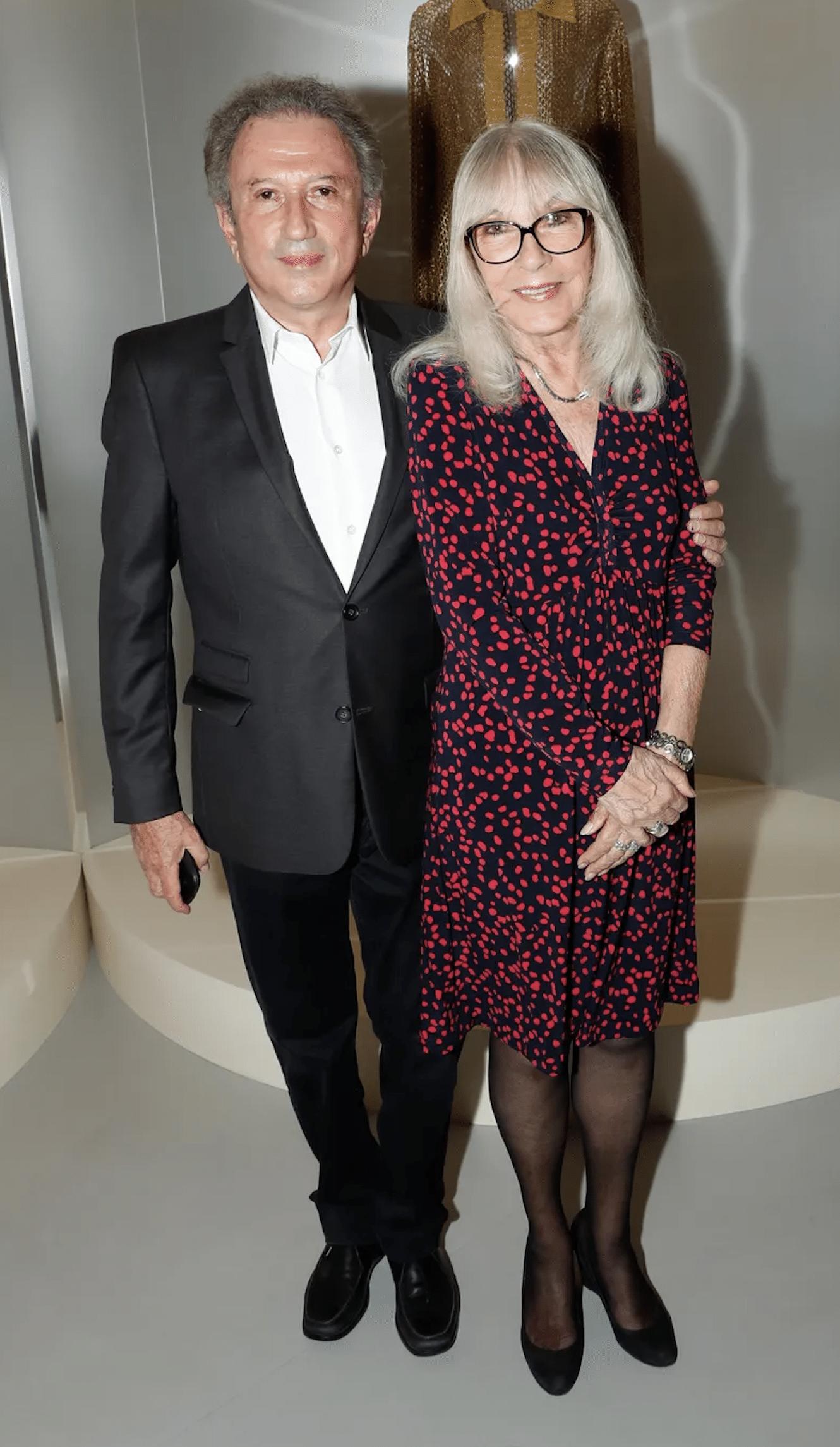 michel-drucker-et-dany-saval-couple-photo