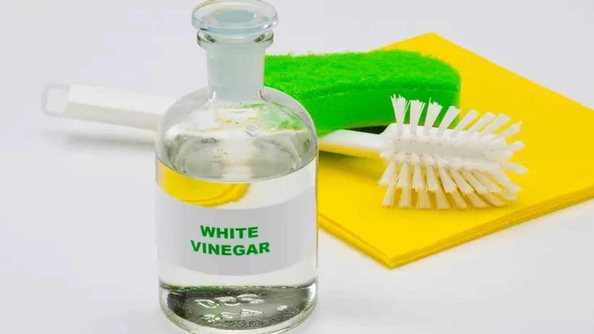 Nettoyage: 12 utilisations au vinaigre blanc miraculeuses de ce produit dans la maison !