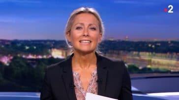 Anne-Sophie Lapix : clap de fin au JT de 20h de France 2, son remplaçant Karine Baste-Régis attendue