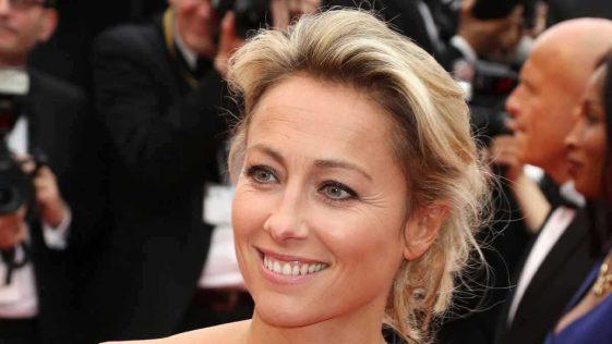 """Anne-Sophie Lapix dévoile sa relation """"très intense"""" avec une ancienne star du football"""