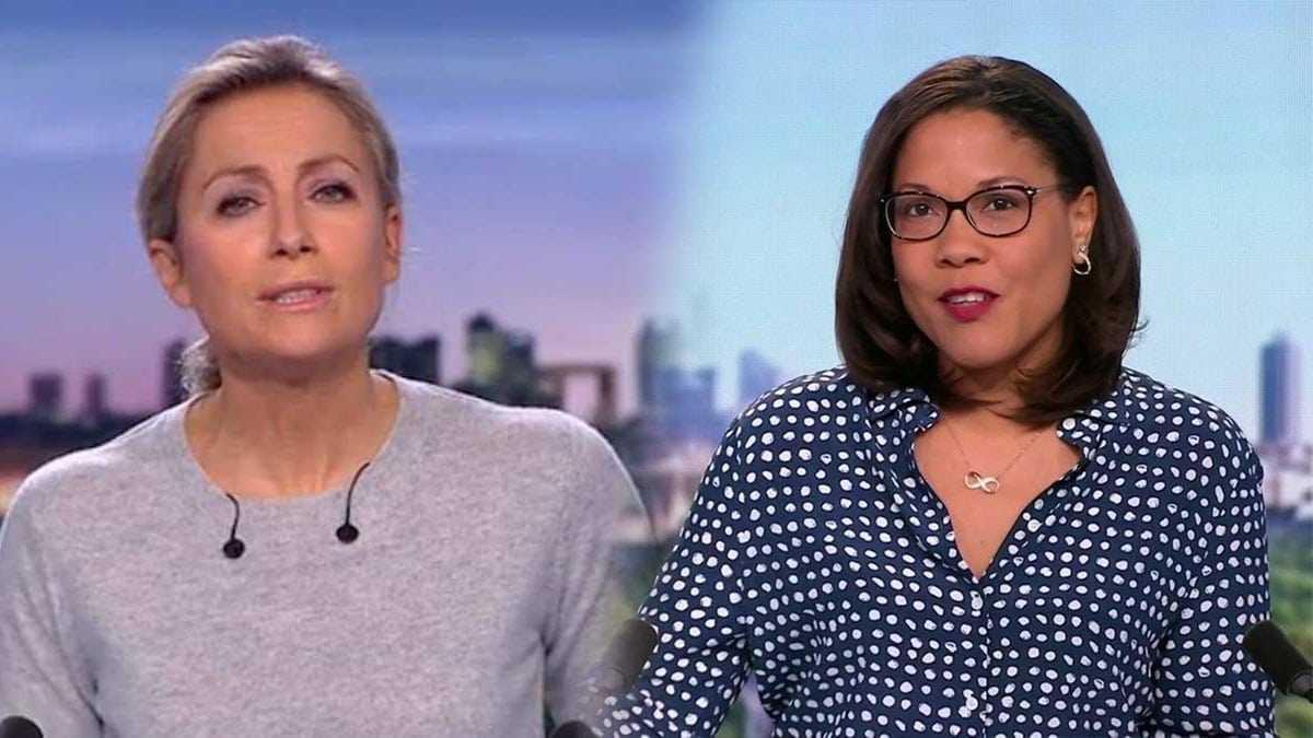 Anne-Sophie Lapix en danger face à Karine Baste-Régis? Le JT de France 2 joue les prolongations