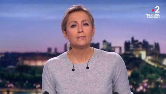 Anne-Sophie Lapix : la journaliste lève le voile sur sa relation privilégiée avec une star du ballon rond