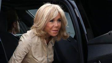 Brigitte Macron à l'hôpital juste avant de partir en vacances, on vous raconte tout