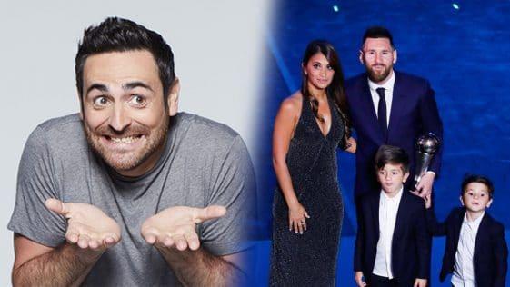 Camille Combal: Sa proposition complètement dingue à Lionel Messi et sa famille!