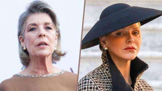 Caroline de Monaco prend la place de Charlène : multiples péripéties au Palais